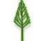 Highrise Live Oak Tree Icon
